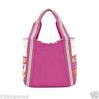 NWT Vera Bradley Lilli Bell Small Color Block Tote Bag HTF! Retired #12670-142