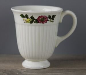 Wedgwood Edme Briar Rose Kaffeetasse OHNE Unterteller/Untertasse Tasse/Mangel