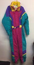 Vintage Phoenix Gore Tex Fabrics Snow Suit Ski Size L