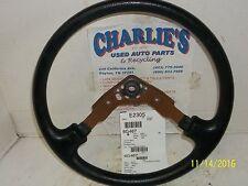 1992 Toyota Tercel Steering Wheel (BLACK)