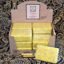 Pre de Provence French Soap LEMONGRASS Fragrance Case of 12 x 250 Gram Bath Bars