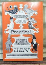 """Old Possum""""s Book of Practical Cats by T.S. Eliot, Drawings by Edward Gorey"""