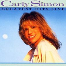 Simon Carly - Greatest Hits Live (NEW CD)