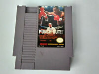 Mike Tyson's Punch-Out!! Nintendo NES (1987) Game - Authentic-Tested!