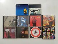 Pearl Jam CD Bundle (SEE DESCRIPTION FOR TITLES)