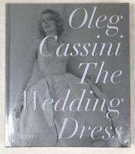 The Wedding Dress Photo Coffee Table Hard Cover Book Oleg Cassini  Rizzoli 2010