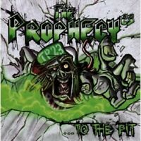 """THE PROPHECY 23 """"TO THE PIT"""" CD TRASH METAL NEW"""