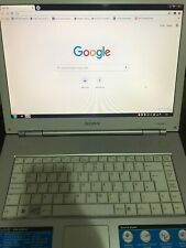 Sony VAIO VGN-N38E 15.4in. (120GB, Intel Core Duo,1.86GHz, 1GB)