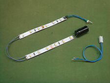 LED SMD Light 0 to 30 Volt for pass. cars w/ antiflickering device 12 LED