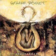 Graham Bonnet : BONNET, GRAHAM - UNDERGROUND CD