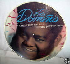 FATS DOMINO-SELF TITLED RARE PICTURE DISC oldies LP