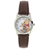 Disney Winnie the Pooh Analog Watch Enjoying Having HoneY Easy To Read WTP168