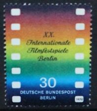 GERMANY BERLIN 1970 Film Festival Berlin. Set of 1. Mint Never Hinged. SGB349.