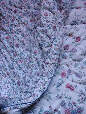Laura Ashley Chinese Silk Pattern Full Size Comforter