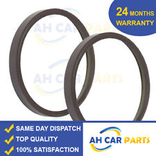 2X PEUGEOT 307 ABS MAGNETIC RING (REAR DISCS ONLY)