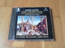 Jordi Savall - Haydn : Les Sept Dernières Paroles du Christ en Croix - CD Astrée