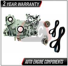 Timing Belt Kit & Oil Pump Fits Honda Accord Odyssey 2.2L 2.3L