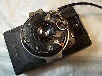 Zeiss Ikon Kolibri Compact 127 Roll film Camera Film-tested