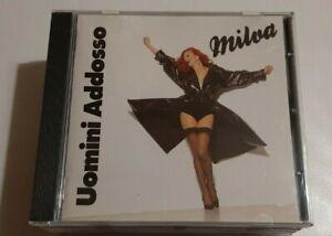 MILVA UOMINI ADDOSSO   CD