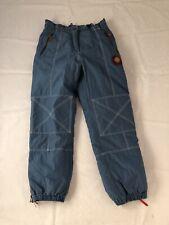 "Ladies Taboy Blue   Ski Trousers Sz Waist 34"" #547"