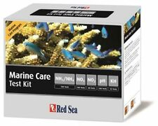 Red Sea Marine Care Test Kit Nh3 Nh4 No2 No3 Ph KH