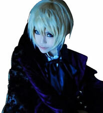 Cosplay wig for Black Butler Alois Trancy