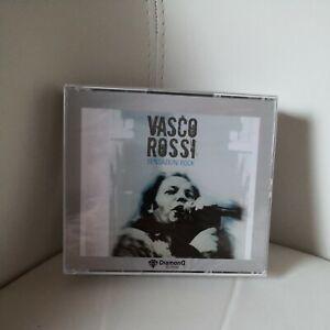 """VASCO ROSSI """"SENSAZIONI ROCK"""" BEST 3CD EDIZIONE DIAMOND SIGILLATO"""