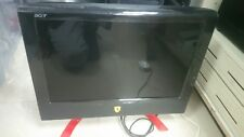 "Acer Ferrari F-20 Black-Red 20"" LCD Monitor Special Edition  built-in speaks"