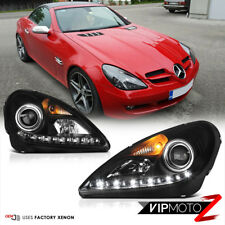 [EURO SPEC] 2005-2011 M-Benz SLK200 SLK300 SLK350 SLK280 SLK55 R171 Head Lights