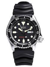 SEIKO SKX007K1 SKX007KC Automatic Diver Scuba 200m Black Men's Watch F/S