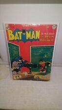 Batman (1940) #61 - Golden Age Classic - Origin of Batplane II - Low Grade 1950!