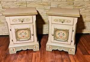 Voglauer Anno 1700 Old white Nightstand Cabinet Dres,Cabinet Dresser Cupboard