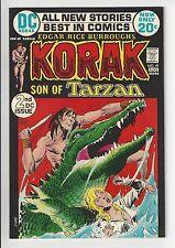 KORAK, Son of Tarzan #47, 1972, NM CONDITION COPY