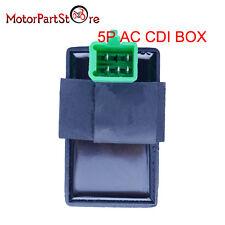 5 Pin Ignition CDI UNIT Box For 110cc 125cc PIT Go-kart Quad Dirt Bike ATV Buggy