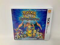 Pokemon Super Mystery Dungeon (Nintendo 3DS, 2015)