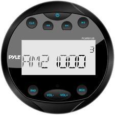 Magnadyne Linear Series  AM/FM Bluetooth Compact Car Audio 400 Watt Receiver