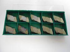 Tool-Flo Flg-4150R .030R C25 Grade Carbide Grooving Insert 564850Irg
