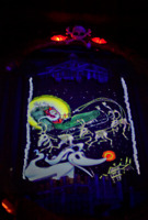 Haunted Mansion Holiday Stretching Room Disneyland Nightmare Before Christmas