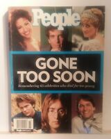 """People Magazine March 2008 - """"Gone to Soon"""" and Siegfried & Roy Program"""