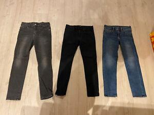 Boys Gap skinny jeans bundle 10 years