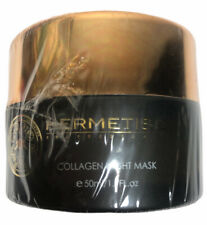 Hermetise Professional Collagen Night Mask 50ml/1.7 Fl oz. $449 Retail Sealed