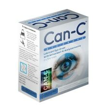 Can-C Eye Drops with N-Acetylcarnosine 2 x 5 ml Vials
