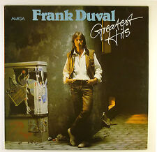 """12"""" LP - Frank Duval - Greatest Hits - B2764 - washed & cleaned"""