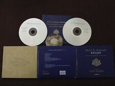 2 CD Michel de Montaigne Essais Otto Sander Germany