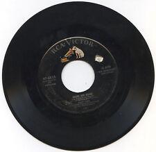 PERRY COMO Round And Round / Mi Casa Es Su Casa 1957 RCA 47-6815 45rpm