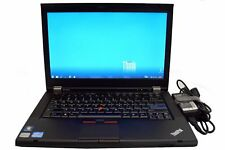 Lenovo ThinkPad T420 Laptop i5-2520M 2.5GHz 4GB RAM 320GB HDD Windows7 Webcam