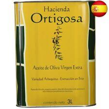 Hacienda Ortigosa, Aceite de oliva (Virgen extra) - 3l.