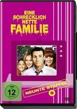 EINE SCHRECKLICH NETTE FAMILIE, Staffel 9 (4 DVDs) NEU+OVP