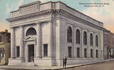 Mechanicville, Ny - Manufacturers National Bank