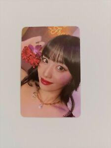 Twice Momo official photocard Taste of Love kpop